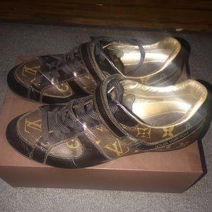 Louis Vuitton Globe Trotter Sneakers